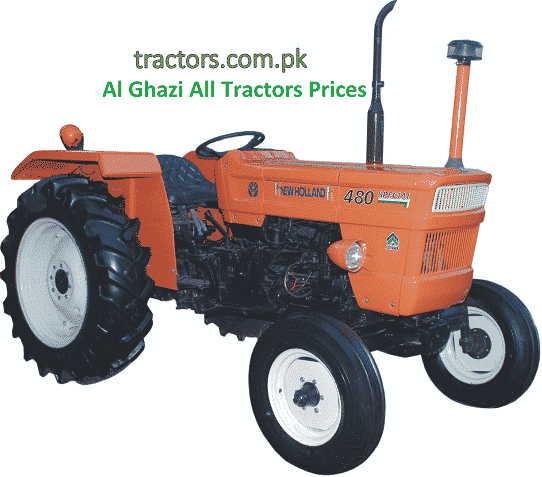 Al Ghazi Tractor Prices FIAT New Holland