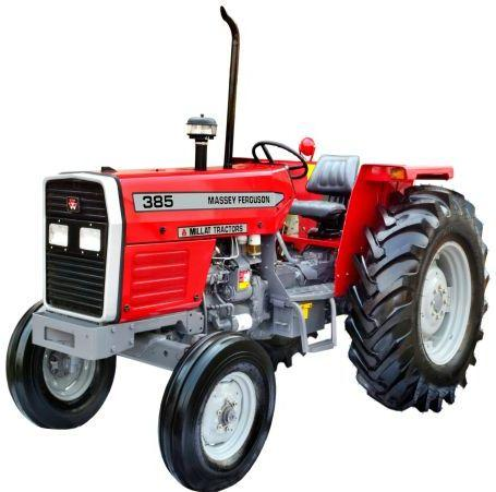 Massey Ferguson Tractor Prices in Pakistan
