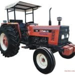 NH Dabung 85 HP Tractor Price & Specifications 2018-19 Model
