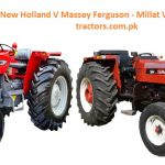 New Holland V Massey Ferguson – Millat Vs Al Ghazi Tractors Comparison
