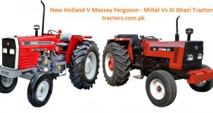 New Holland V Massey Ferguson - Millat Vs Al Ghazi Tractors