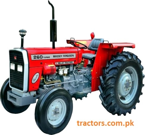 Millat MF 260 Tractor Price, Specifications & Booking