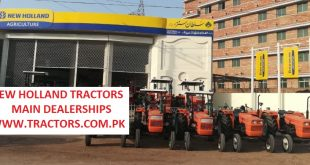 New Holland Al Ghazi Tractors Dealers
