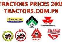 tractor prices in Pakistan 2019