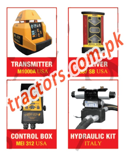 Laser land Leveler Price & Specifications