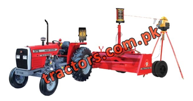 Millat Agri Implements Laser Land Leveler