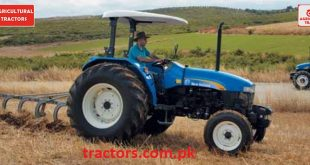 New Holland TD 95 Tractor Price & Specs