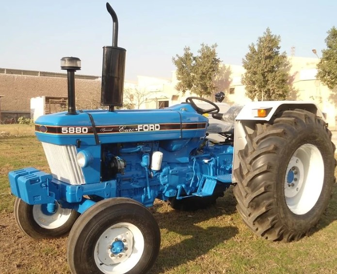 Euro Ford Tractor Brands