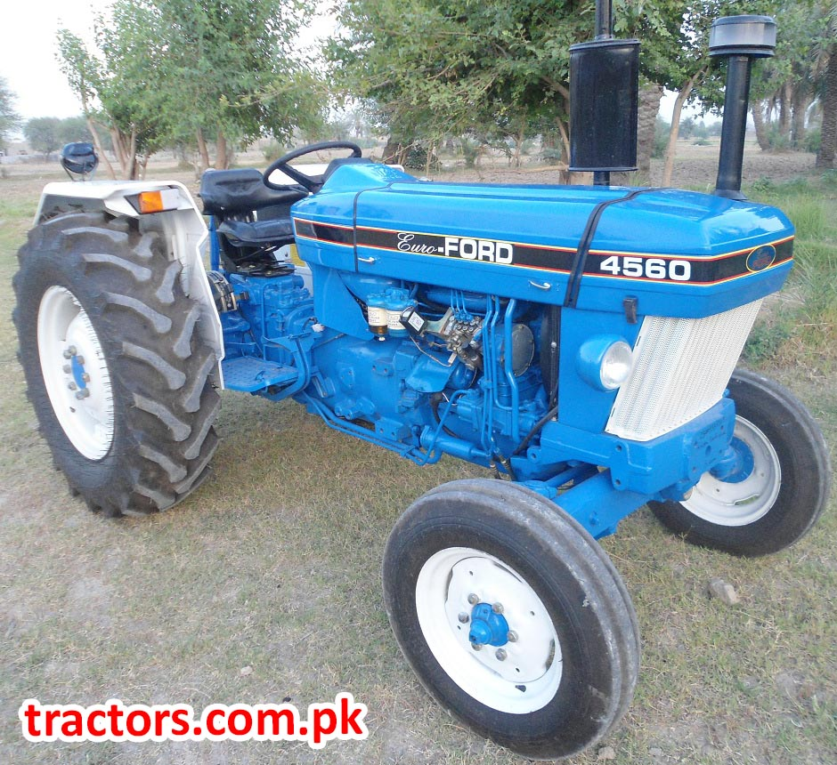 Ford 4560 Tractor