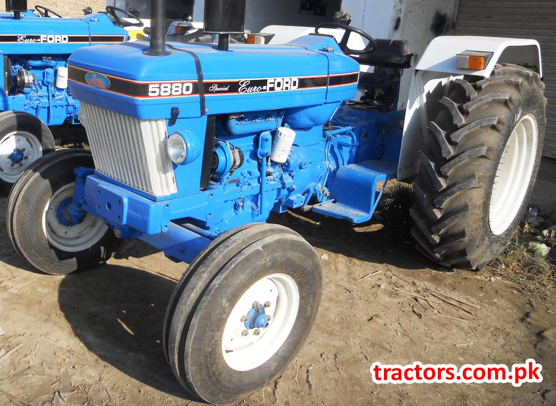 Ford 5880 Tractor
