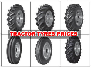 Tractor Tyre Prices in Pakistan 2018 – General and Panther Tyre Sizes