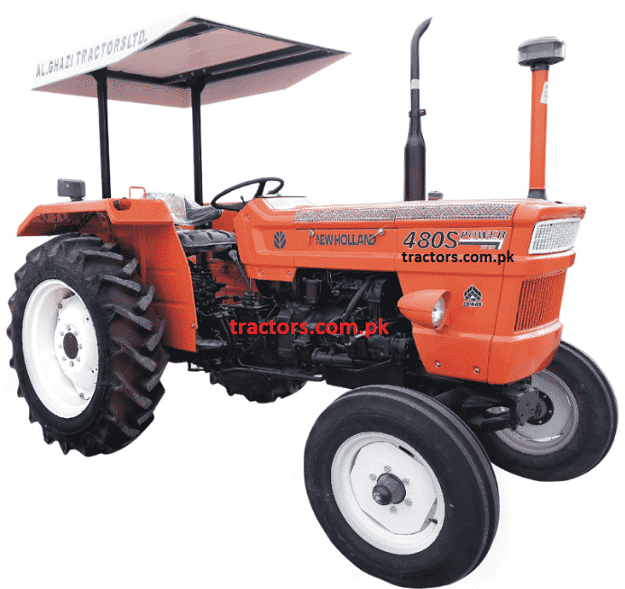 NH 480 Limited edition tractor