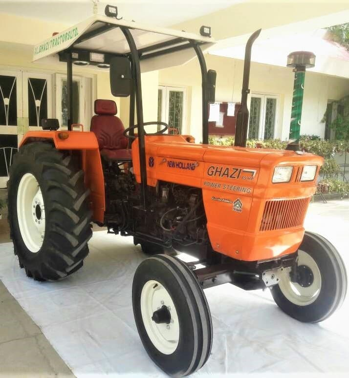 NH Ghazi Limited Edition Tractor
