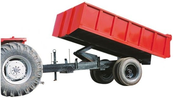 Hydraulic Tipping Trolley Price in Pakistan - All Companies Info