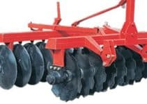 disc harrow price