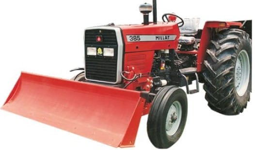 tractor front blade price