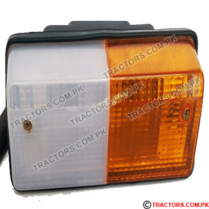 front indicator lamp